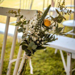 bloemen roels zaakdecoratie