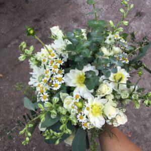 bloemen roels bruidboeket