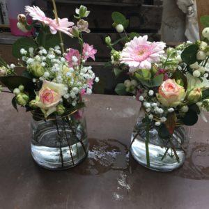 bloemen roels zaaldecoratie