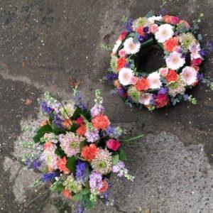 bloemen roels grafwerk