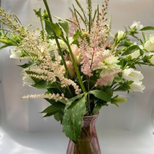 tafeldecoratie bloemen roels